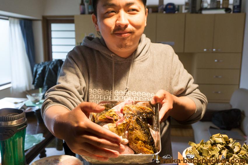 countryside japan costs 魚 お裾分け 田舎暮らし