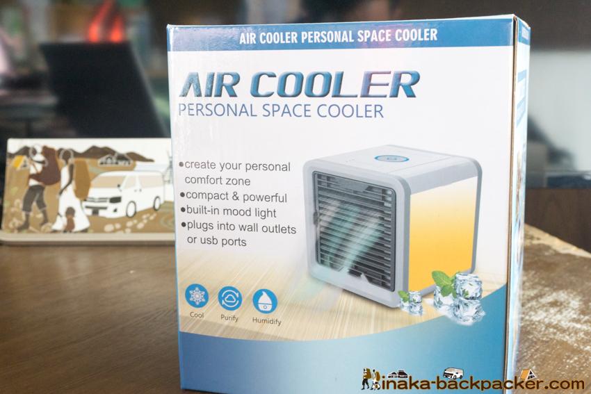 useless cooler summer item for camper van 買ってはいけない車中泊アイテム