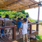 Suzu lunch spot 珠洲 海女さん 食堂 つばき茶屋