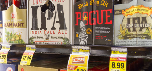 ROGUE IPA Albertsons in Oregon アメリカ スーパー 価格