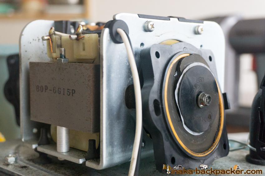 浄化槽 ポンプ 修理 DIY