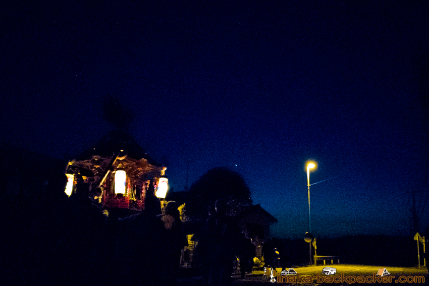 Kiriko Festival 穴水町 キリコ祭り