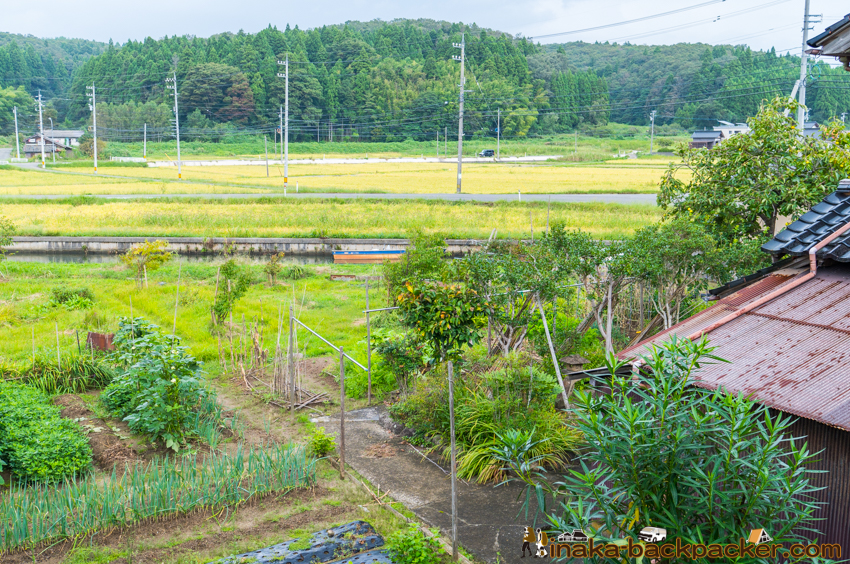 remote countryside rural workspace share house office satellite office in Ishikawa Noto Japan