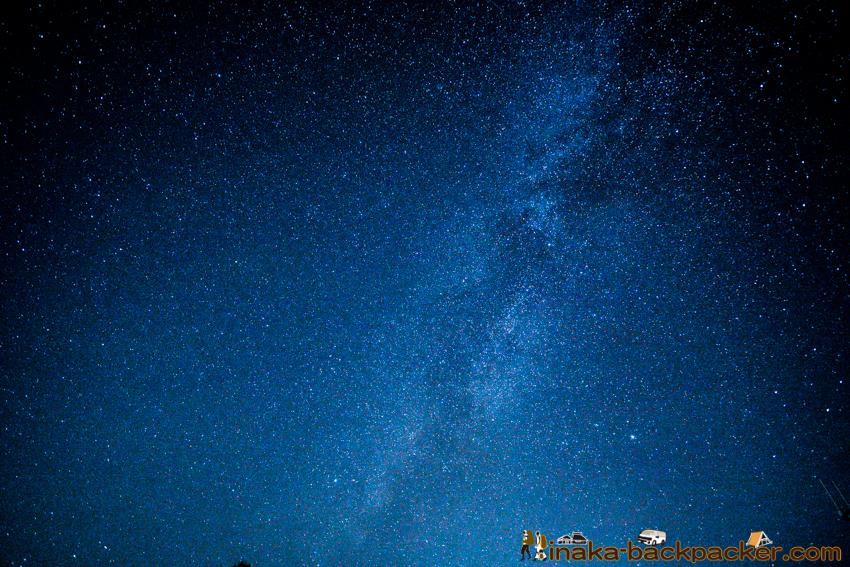 stars ishikawa 星空 天の川 石川県 穴水町 岩車