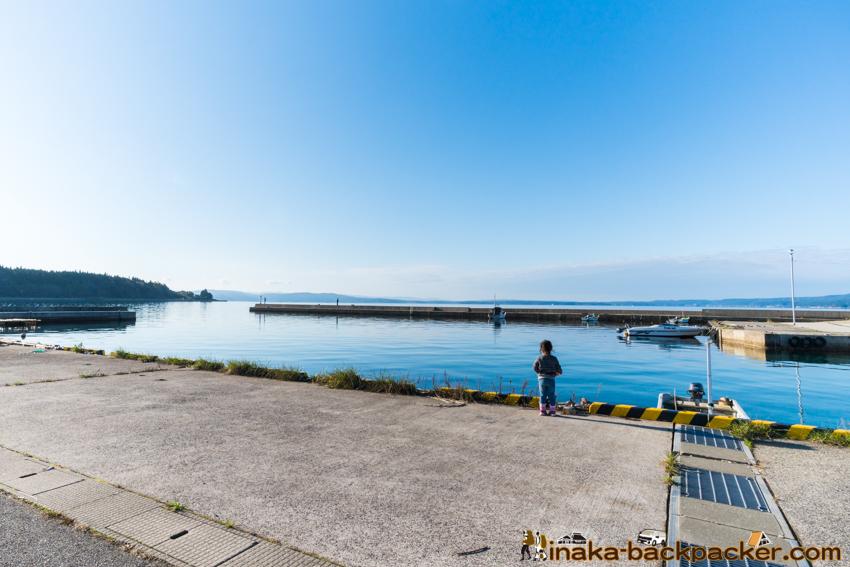 party on the ocean anamizu ishikawa japan 洋上 海上 船 パーティ 穴水町 石川県 田舎