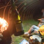 BBQ camp spot anamizu ishikawa japan バーベキュー キャンプ 穴水町 石川県 田舎