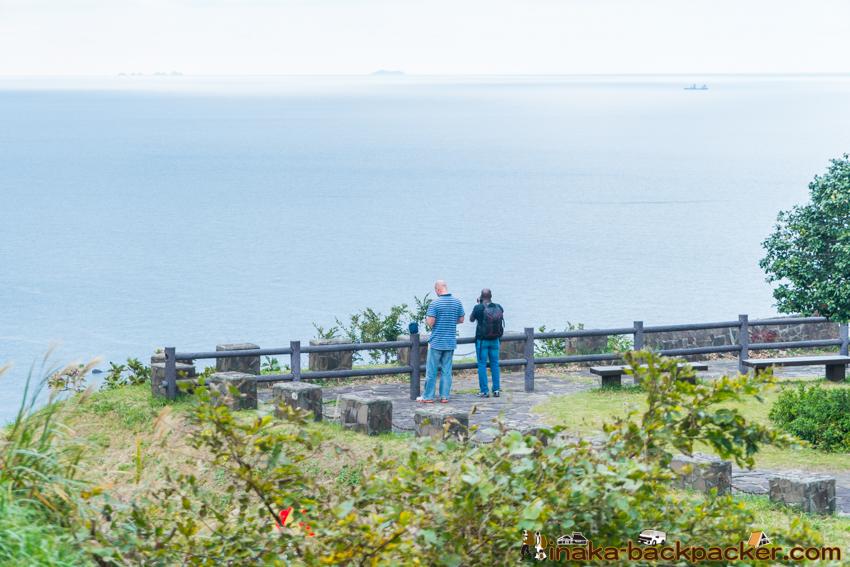 view spot lunch in Suzu Ishikawa 海女食堂 ランチ つばき茶屋 つばき展望台 珠洲 能登半島 石川県