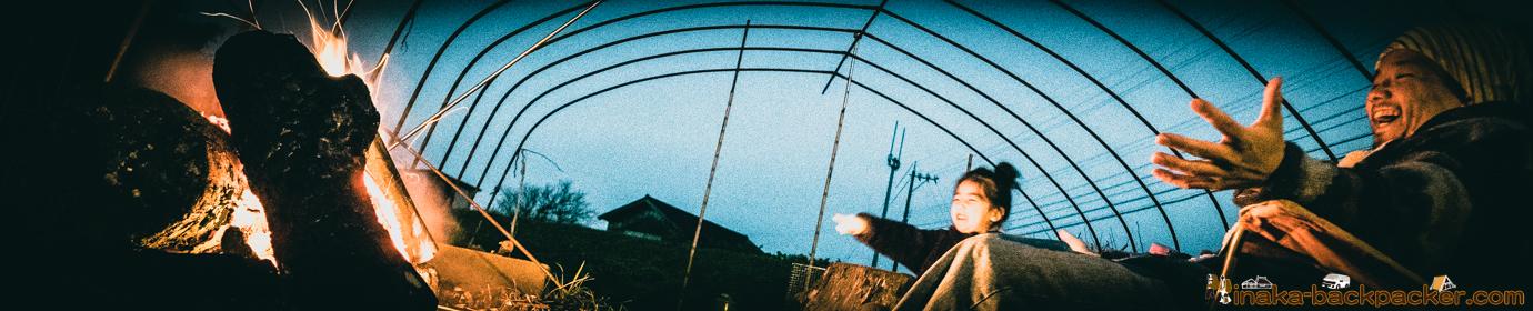 """田舎バックパッカー - リアルな田舎旅と能登での田舎暮らし with """"動く拠点""""ハイエース"""