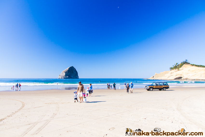 Pacific City in Oregon オレゴン 旅