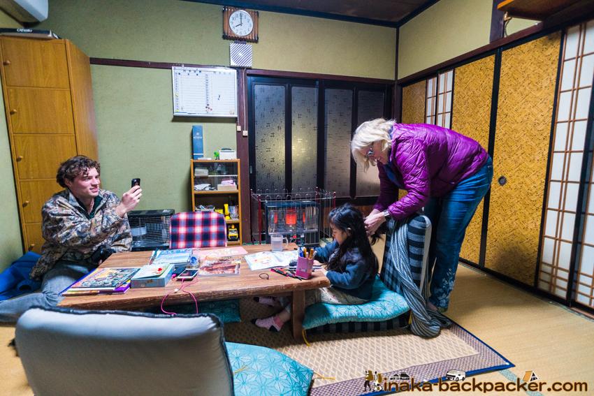 cultural experience in Anamizu Ishikawa 石川県 穴水町 文化 田舎体験