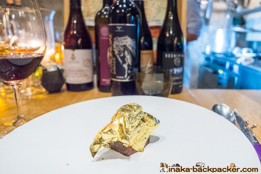 teatro acca italian food gotokuji テアトロアッカ イタリアン 料理 豪徳寺 土佐赤牛のグリル ポルチーニ茸のフラン