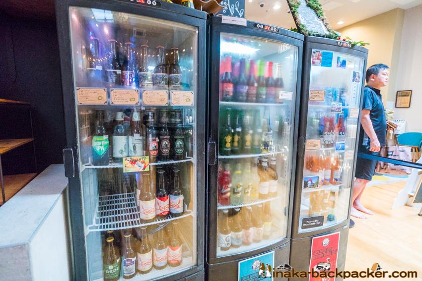 onsen campervan rv spots 埼玉県 おふろcafé utatane ipa beers