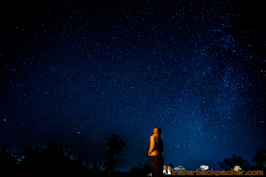 beautiful stars countryside anamizu iwaguruma ishikawa noto 穴水町 岩車 星 撮影 田舎
