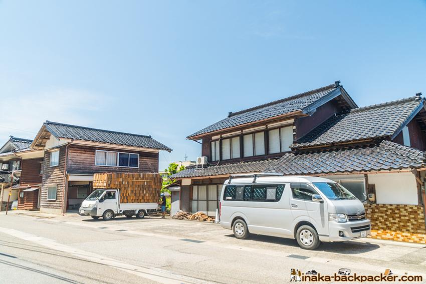 rv campervan spot 石川県 能登半島 穴水町 車中泊 スポット
