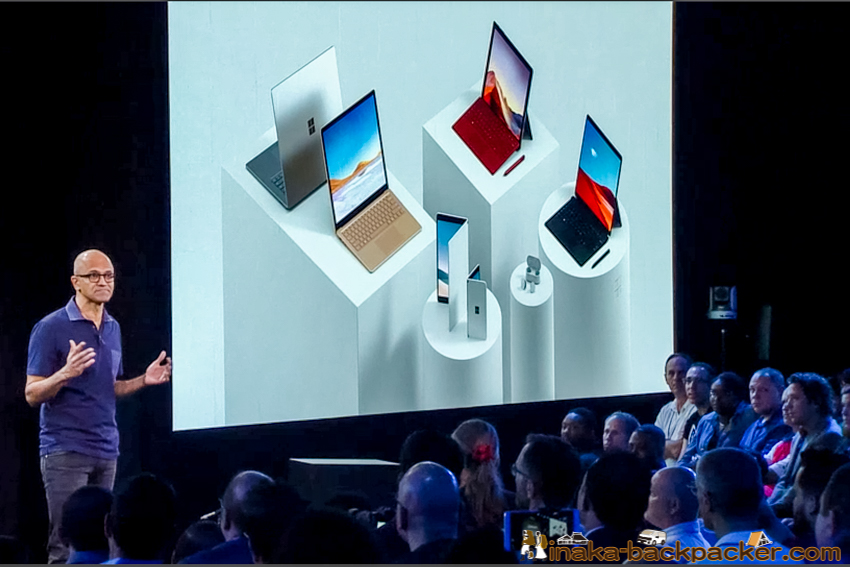 マイクロソフト Surface Duo 製品群