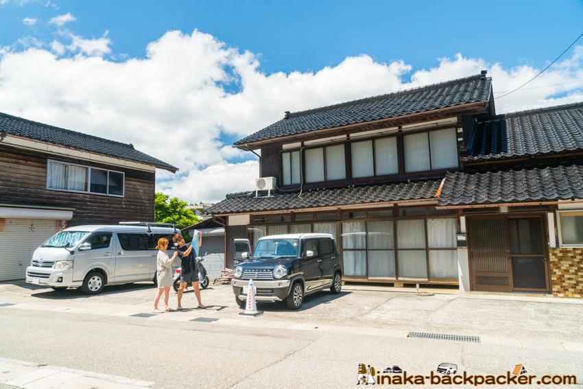 田舎バックパッカーハウス Carsatay バンライフ ステーション VALIFE Station in Japan