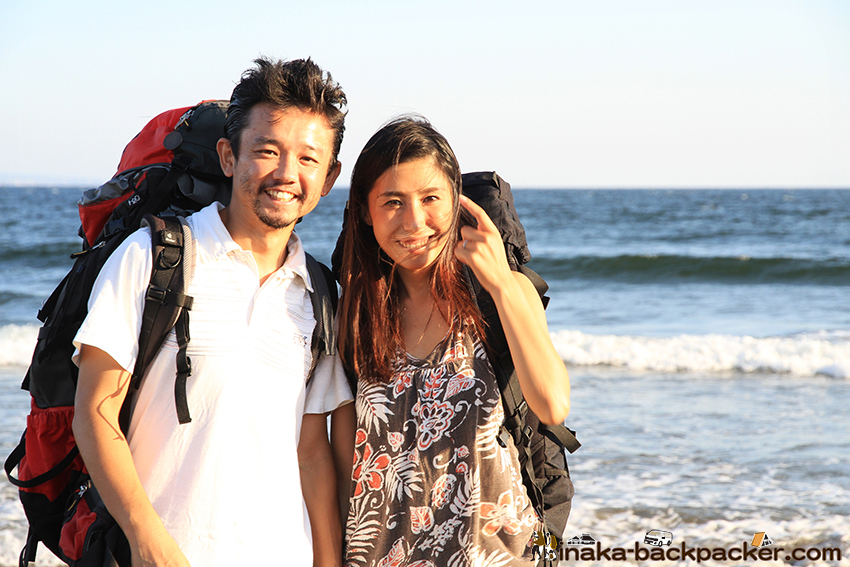 田舎旅 バックパッカー backpacker in Japan
