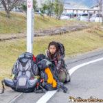 四国 高知 宿毛 道の駅 沖の島 バックパッカー田舎旅 バンライフ 田舎暮らし