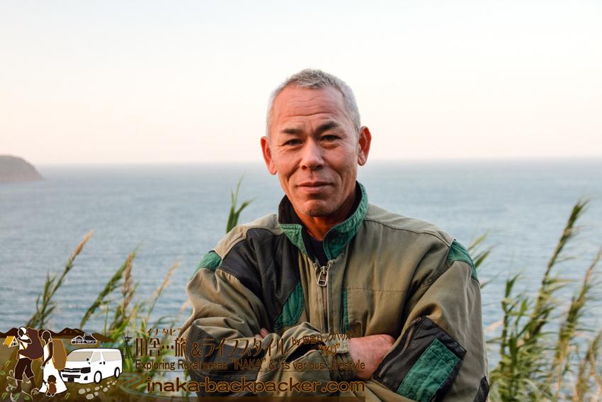 四国 愛媛県 ナインティナインの岡村似 濱孝明 Ehime Hiburishima island aquaculture japan