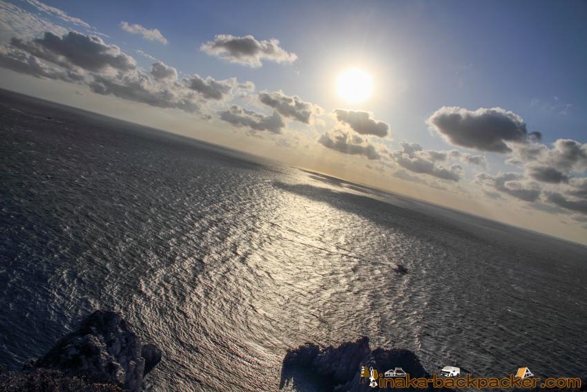 Okinoshima island in Kochi Japan 高知県 沖の島 人口200人 石造り 島 サントリーニ島