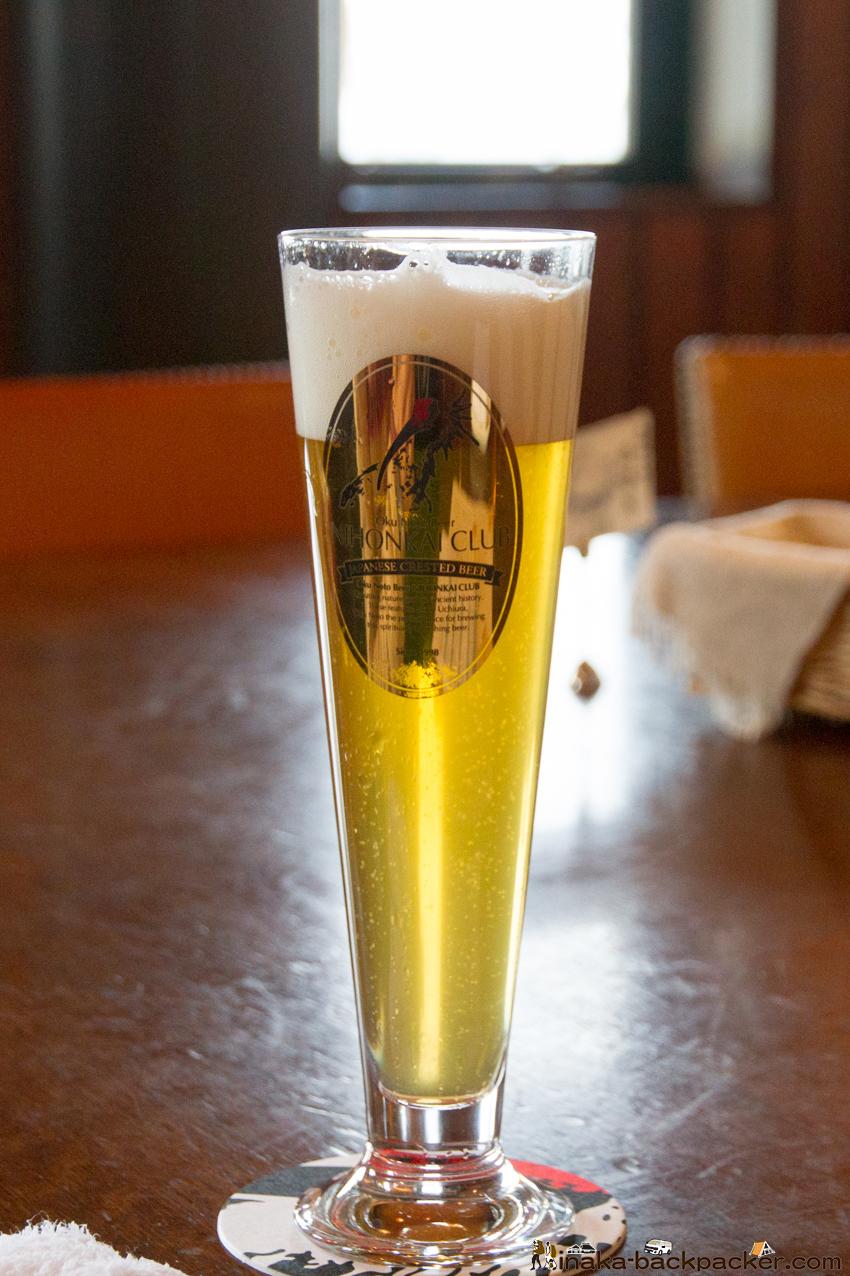 日本海倶楽部 ビール