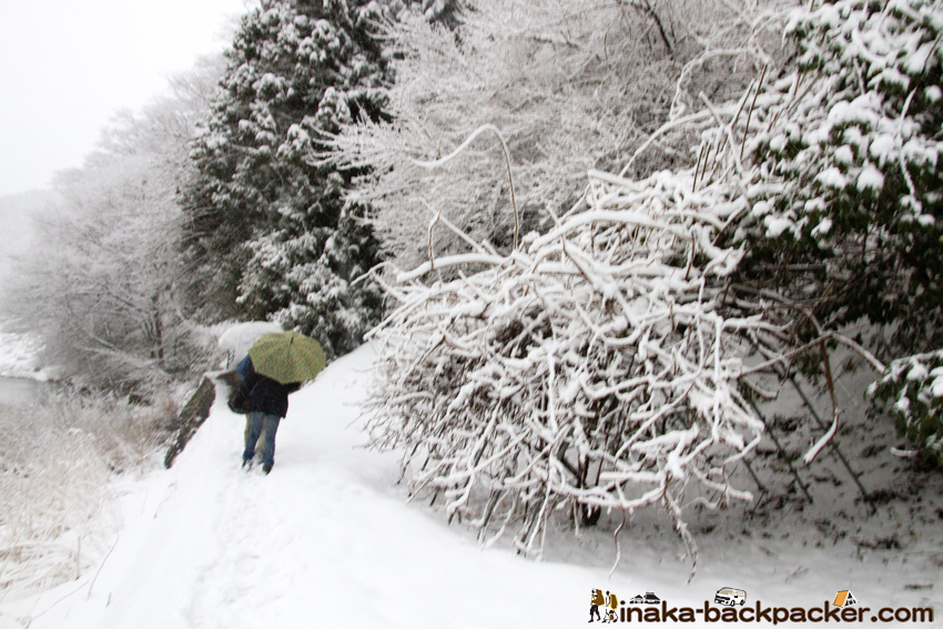 輪島 冬 雪がすごい