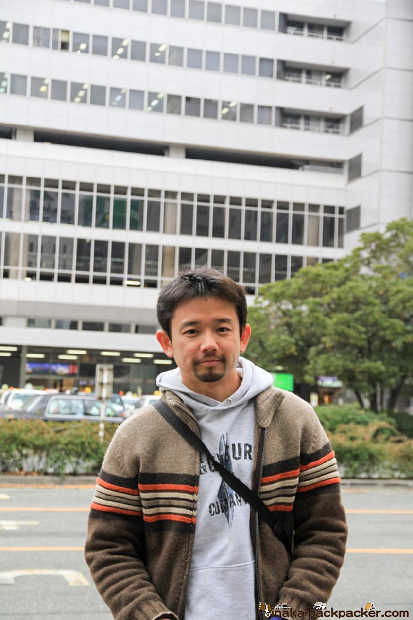 田舎バックパッカー 広報 写真家 中川生馬