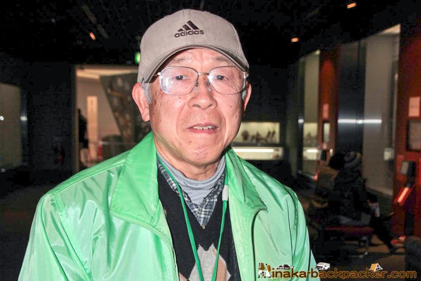 長崎原爆資料館 平和案内人 浦川卓