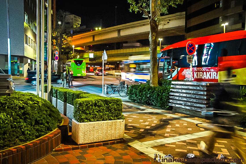 横浜駅 博多 夜行バス
