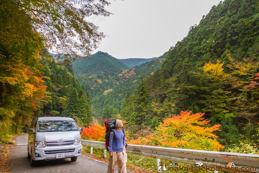 バックパッカー, フリーランス, 徳島県上勝町