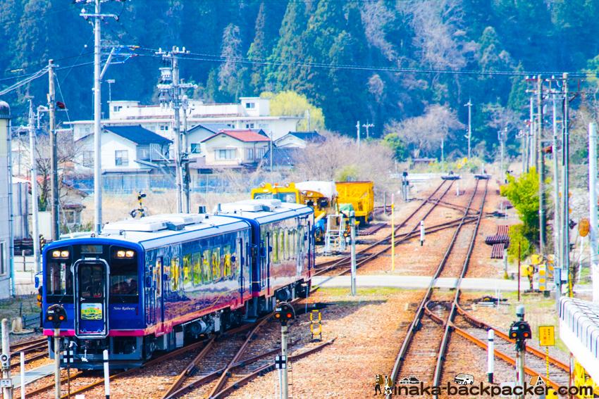 鉄道 新型観光列車 のと里山里海号