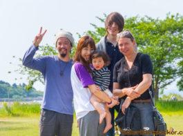 外国人 海外 移住者 穴水町 石川県 foreigner in ishikawa