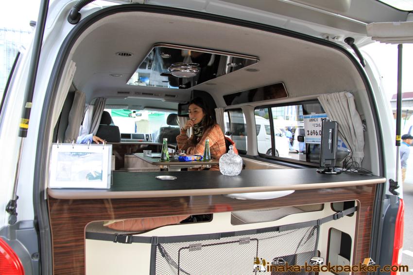 annex ricorso campingcar アネックス リコルソ 絶メシ キャンピングカー