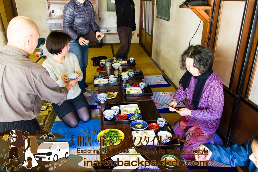 輪島 龍昌寺 食材 自給 noto ishikawa wajima ryushoji temple countryside experiences japan