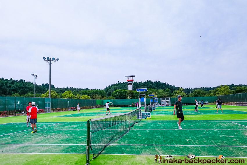 能登町 テニスコート