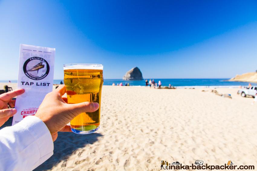 オレゴン クラフトビール ペリカン