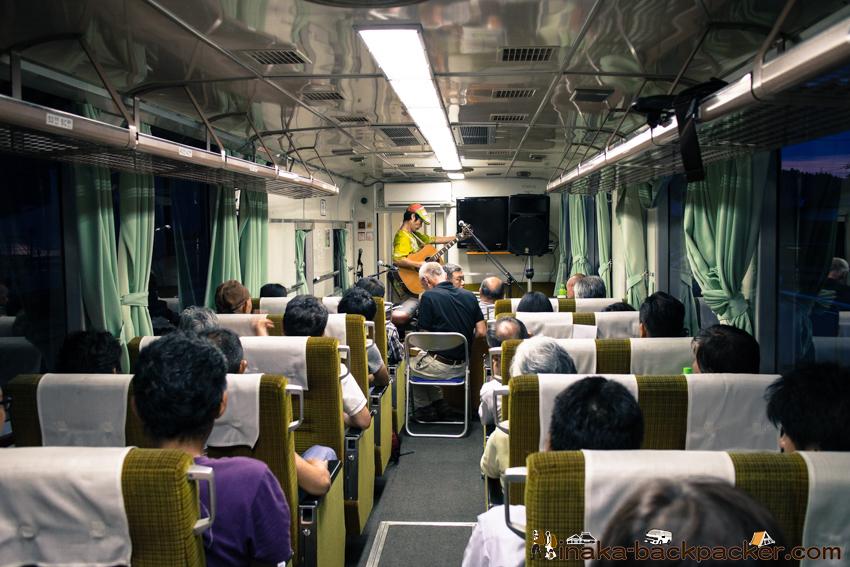 のと鉄道 ライブ チョージ Choji