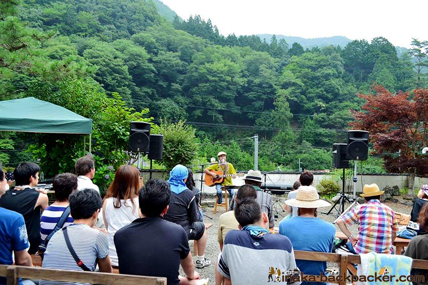 チョージ 音楽 ライブ 和歌山