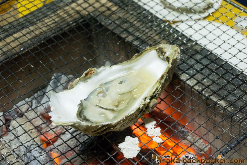 能登 穴水町 牡蠣 oyster in anamizu noto ishikawa