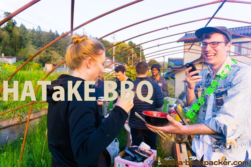 Ishikawa ALT gathering 石川県 英語教師 留学 サポート バーベキュー