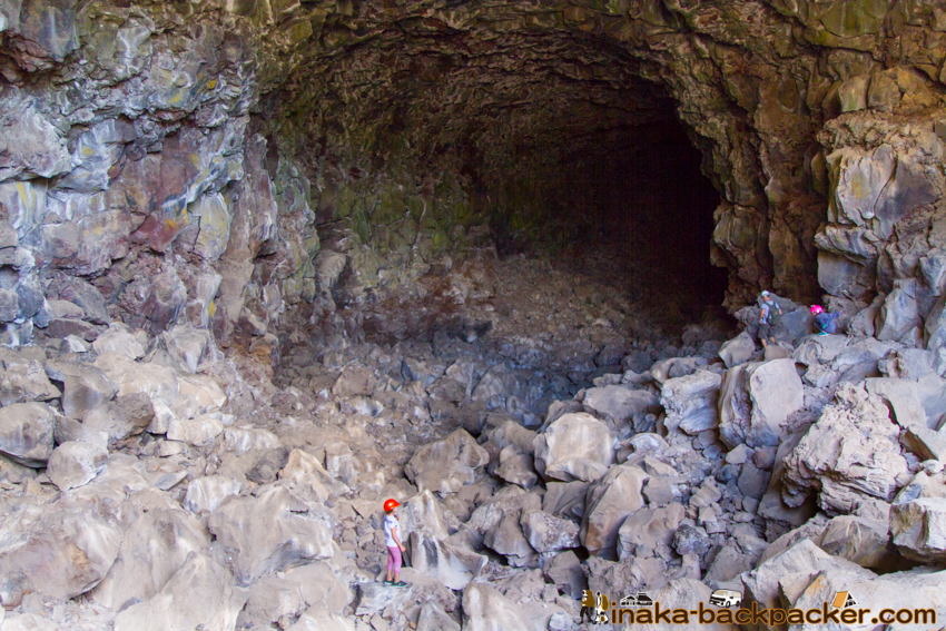 ラバ・ベッズ国定公園 Lava Beds