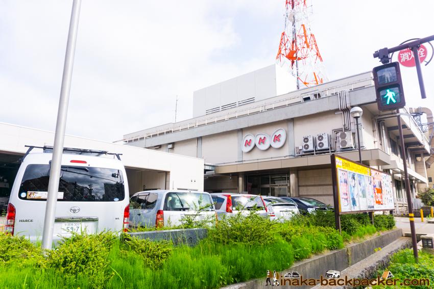 NHK 金沢支局 Kanazawa branch 石川県 広報