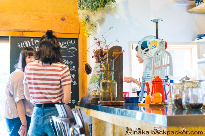 ウミネコパーラー 石川県 穴水町 看護師 足立秀幸 土倉菜々香 かき氷 カフェ ガトータタン Anamizu Shaved Ice Kakigori cafe