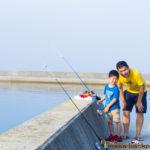 田舎体験 穴水町 釣り countryside experience tour fishing in Anamizu Noto Ishikawa