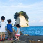 珠洲 見附島