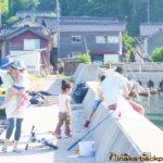 fishing in Iwaguruma Anamizu Ishikawa 磯釣り 穴水町 石川県