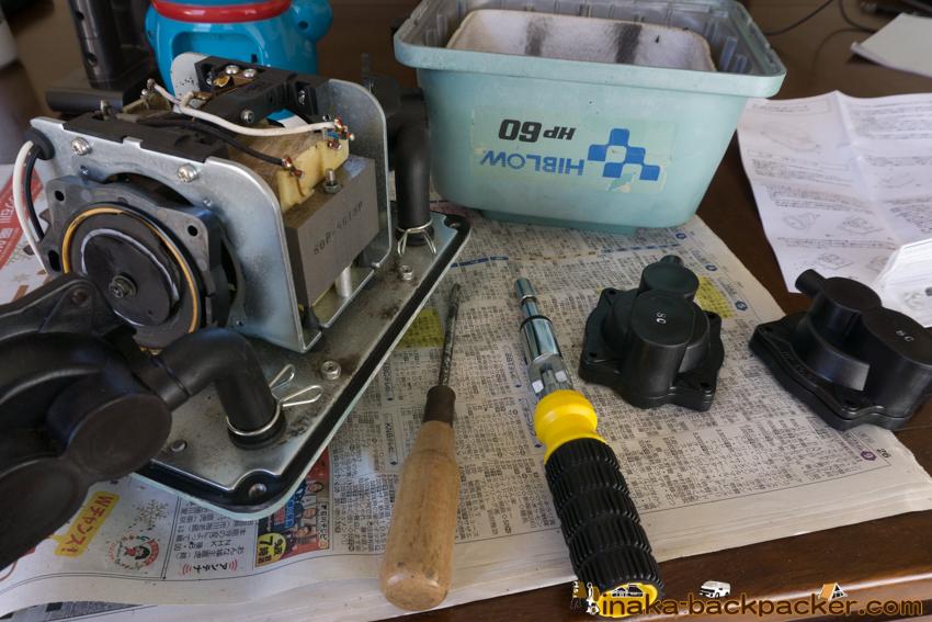 water-purifier-tank 高槻 浄化槽 ポンプ