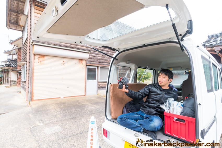 Youtuber Tomo san ユーチューバー 勝村知由 ともさん 車中泊 撮影
