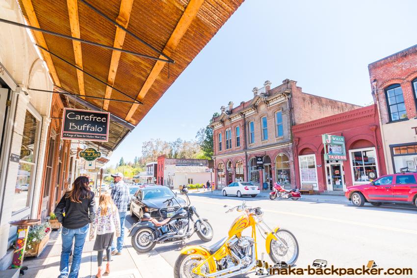 オレゴン 南部 ジャクソンビル バンライフ Jacksonville Oregon
