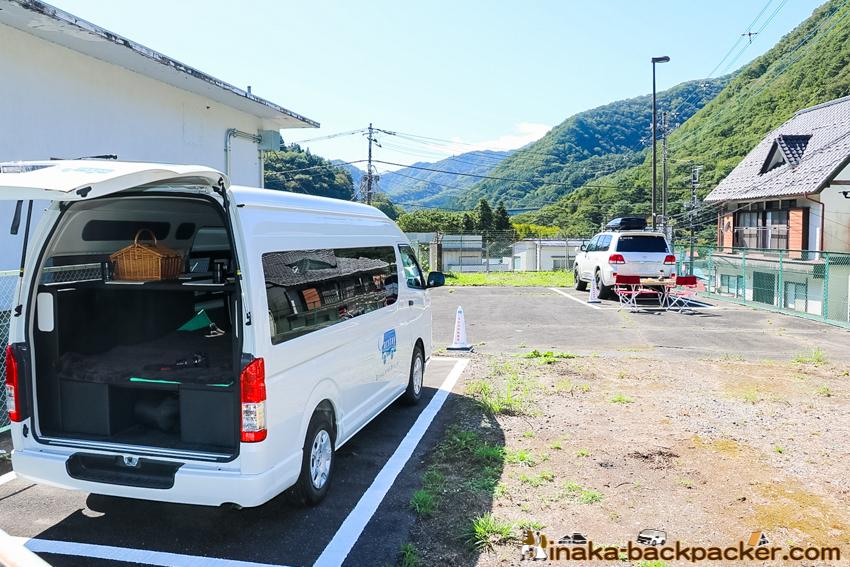 栃木県日光市 車中泊スポット